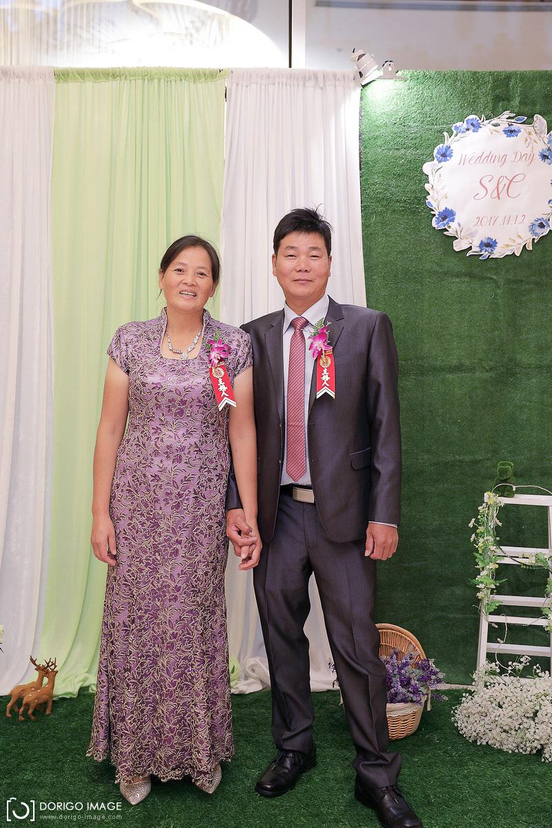 主婚人禮服
