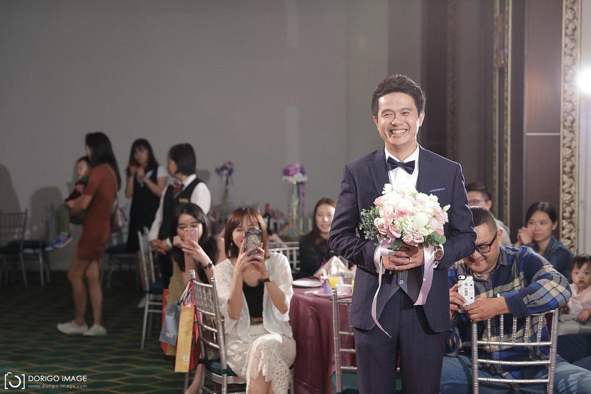 婚禮進場方式